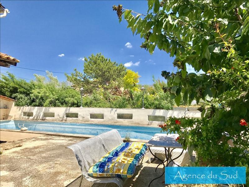 Vente maison / villa Aubagne 445000€ - Photo 2