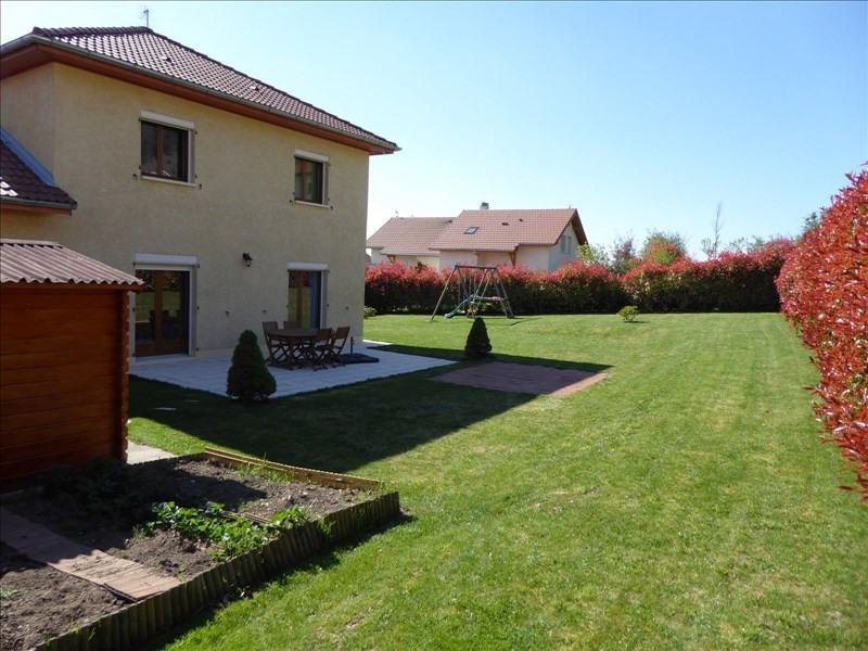 Vente maison / villa Echenevex 638000€ - Photo 2