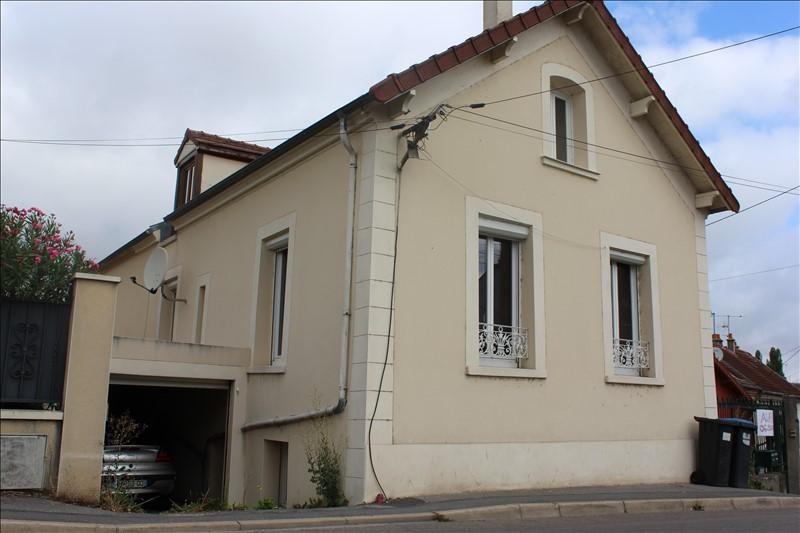 Vente maison / villa Nanteuil les meaux 332000€ - Photo 1