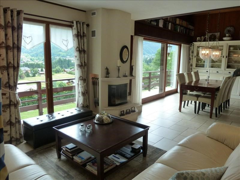Vente de prestige maison / villa Essert romand 675 000€ - Photo 6