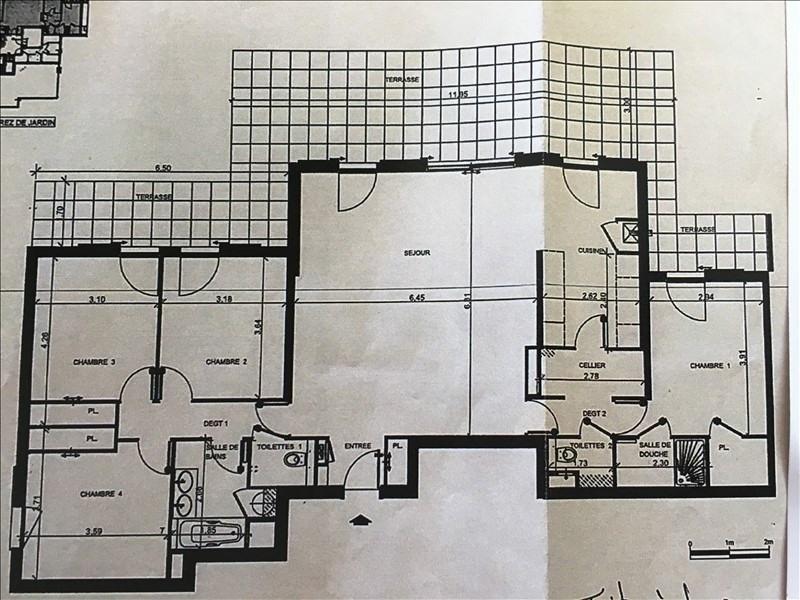 Venta de prestigio  apartamento Charbonnieres les bains 619000€ - Fotografía 4