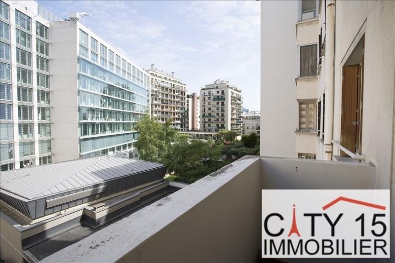 Verkoop  appartement Paris 15ème 585000€ - Foto 8