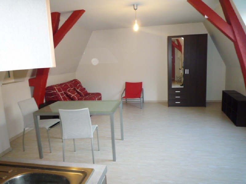Rental apartment Moulins 410€ CC - Picture 2