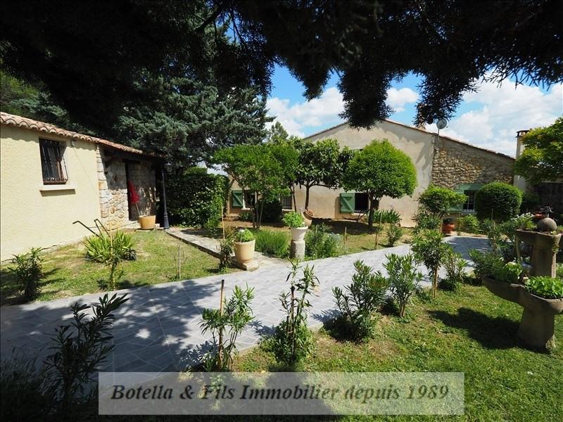 Venta  casa Barjac 442000€ - Fotografía 4