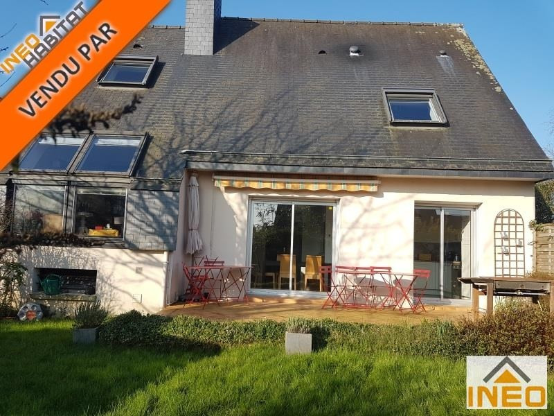 Vente maison / villa La chapelle des fougeretz 323 900€ - Photo 1