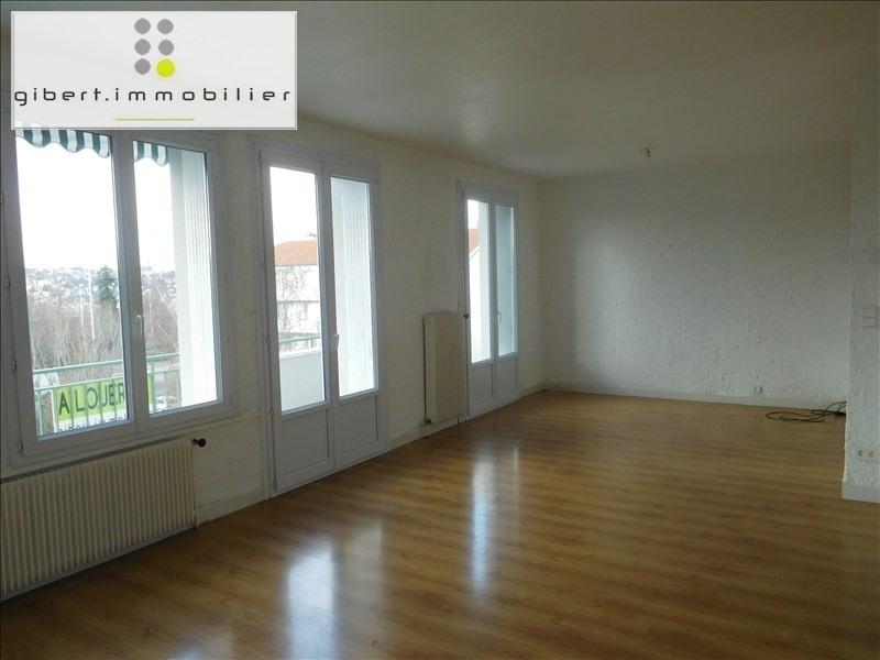 Rental apartment Le puy en velay 621,79€ CC - Picture 1