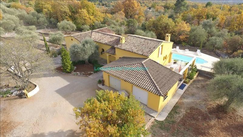 Vente de prestige maison / villa Saint cezaire sur siagne 560000€ - Photo 2