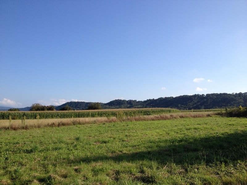 Vente terrain Les abrets 86000€ - Photo 3