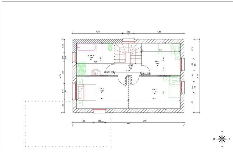Venta  casa Sundhouse 210000€ - Fotografía 3