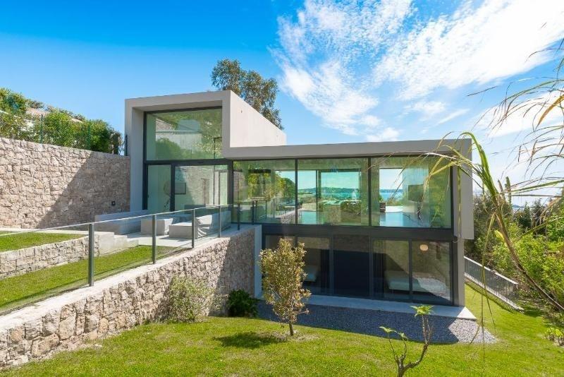 Vermietung von ferienwohnung haus Le golfe juan 7500€ - Fotografie 8