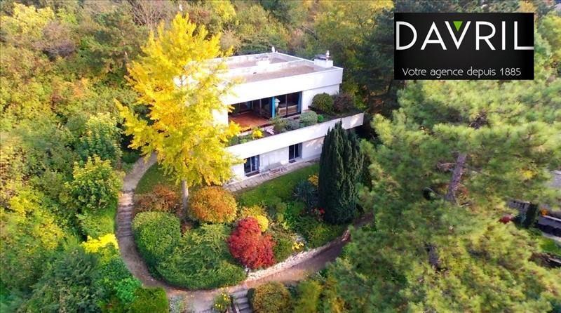 Revenda residencial de prestígio casa Herblay 790000€ - Fotografia 1