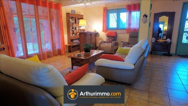 Sale house / villa St sorlin de morestel 243225€ - Picture 2