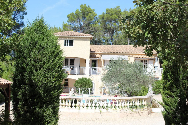 Venta de prestigio  casa Rognes 635000€ - Fotografía 4