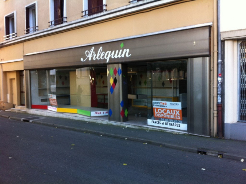 Vente Local commercial Nevers 0