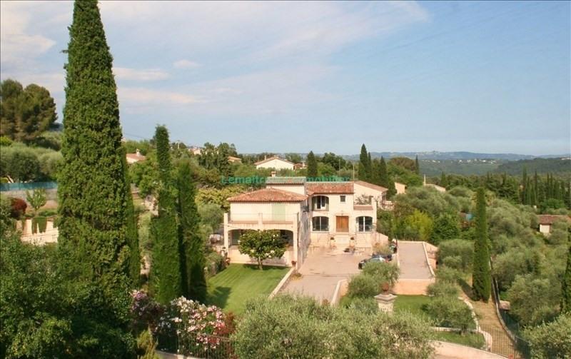 Vente de prestige maison / villa Le tignet 890000€ - Photo 1