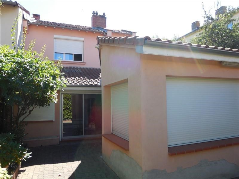 Sale house / villa Toulouse 274000€ - Picture 1