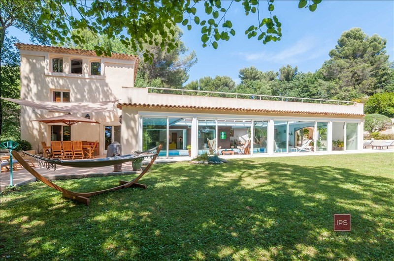 Vente de prestige maison / villa Aix en provence 1290000€ - Photo 2