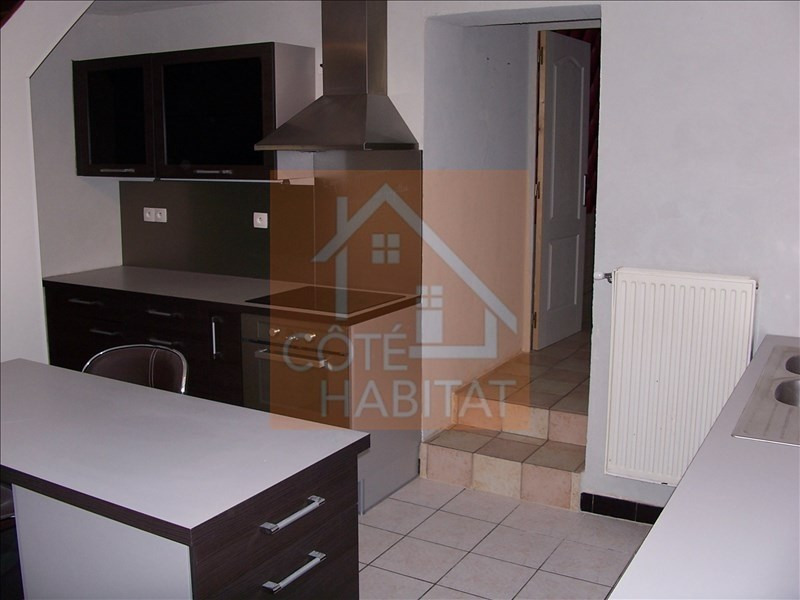 Rental house / villa Avesnes sur helpe 480€ CC - Picture 1