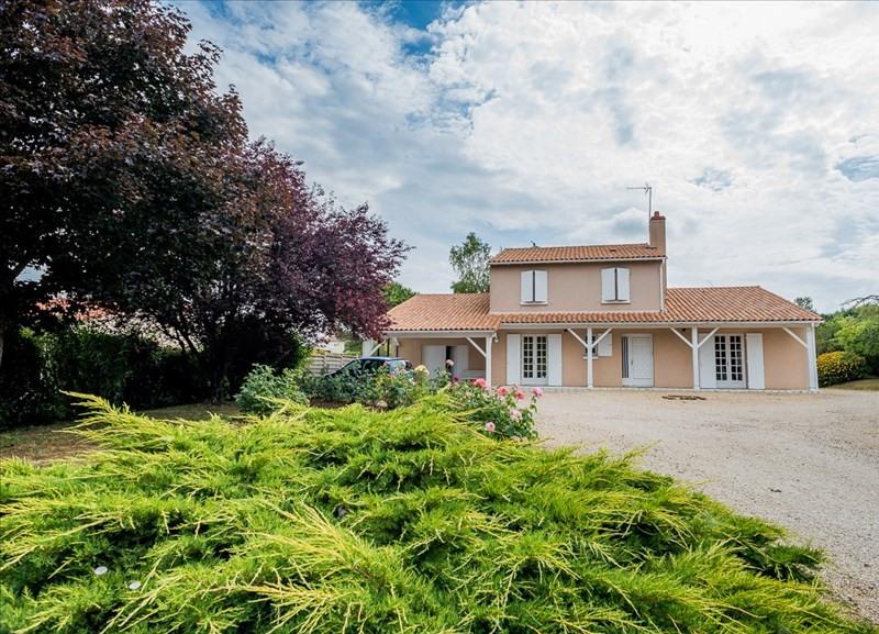 Vente maison / villa Poitiers 399500€ -  3