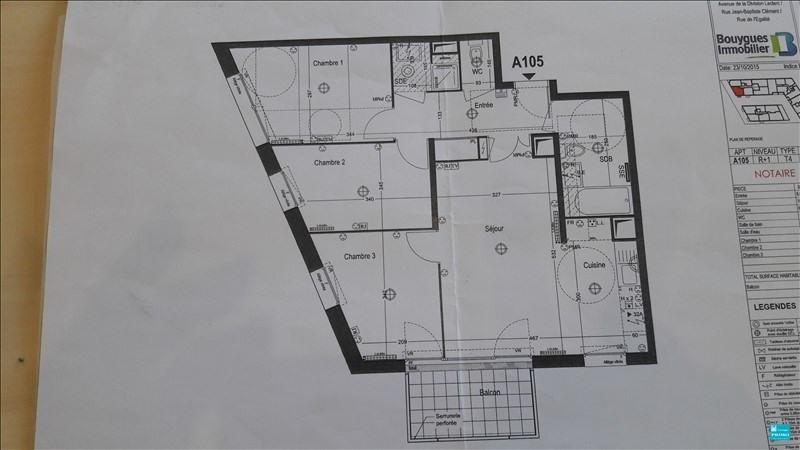 Location appartement Chatenay malabry 1350€ CC - Photo 1