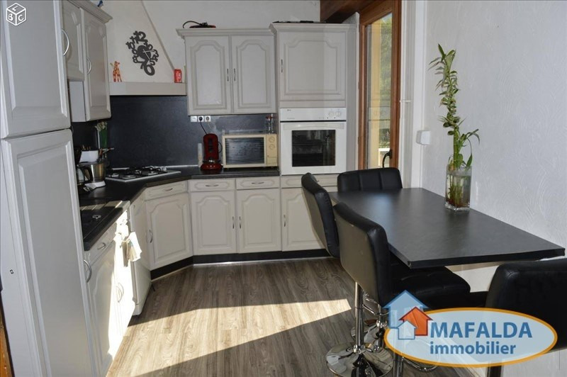 Sale apartment Magland 159 000€ - Picture 2