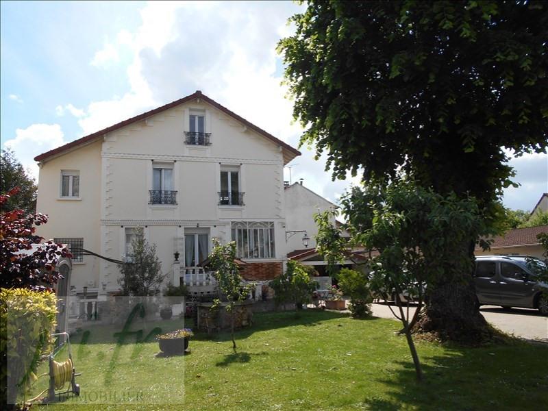 Vente maison / villa St gratien 815000€ - Photo 2