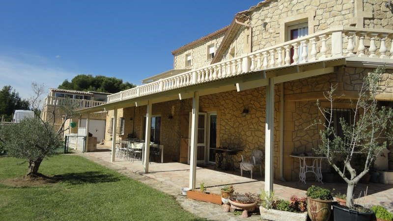 Deluxe sale house / villa St chamas 1 260 000€ - Picture 4