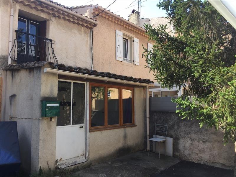 Location maison / villa Aix en provence 600€ CC - Photo 1