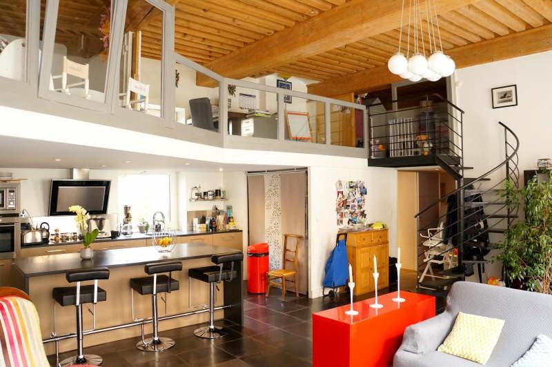 Vente appartement Lyon 4ème 450000€ - Photo 1