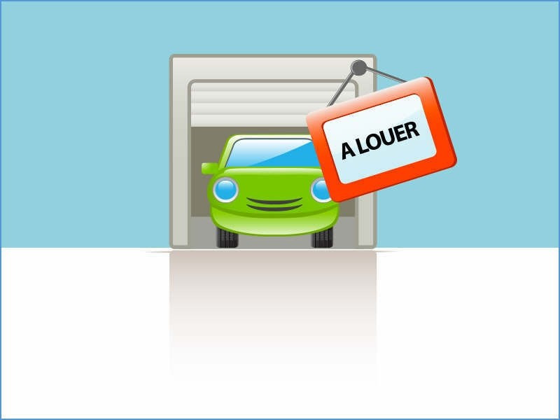 Location parking Courbevoie 80€ CC - Photo 1