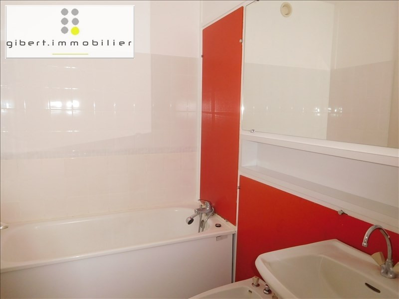 Location appartement Brives charensac 569,79€ CC - Photo 2