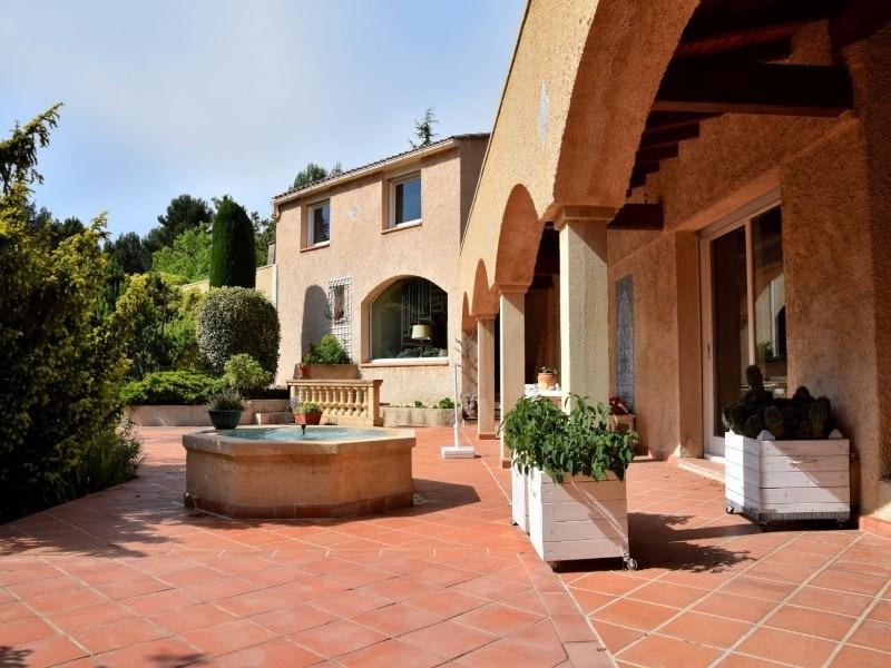 Vente de prestige maison / villa Eguilles 1160000€ - Photo 6