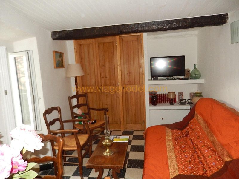 Life annuity apartment Berre-les-alpes 28 400€ - Picture 2