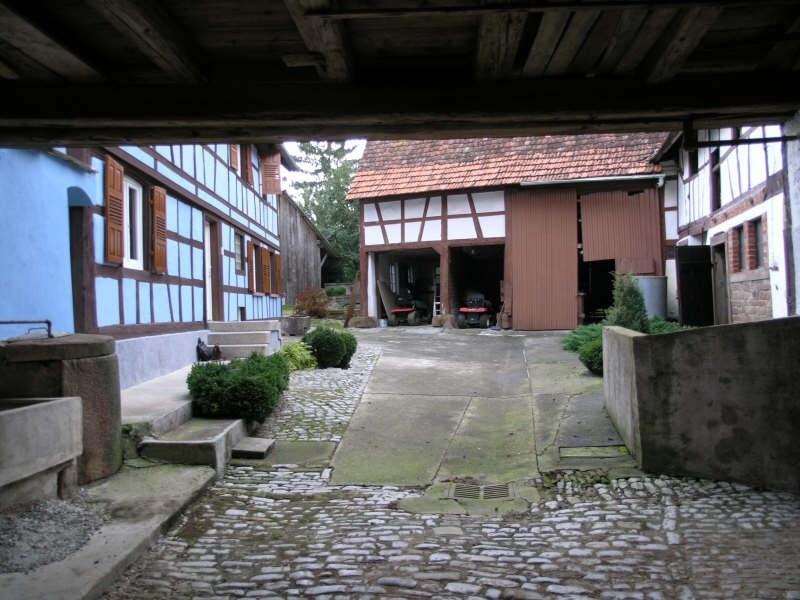 Location maison / villa Saessolsheim 825€ CC - Photo 9