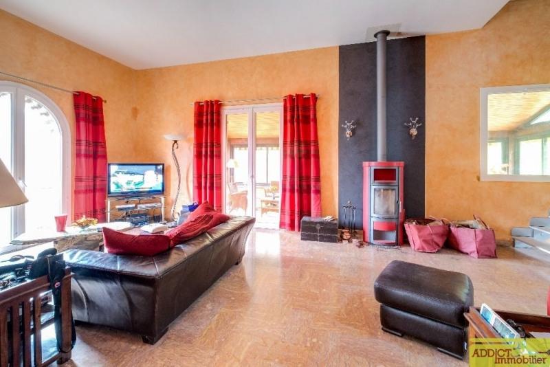 Vente maison / villa Secteur gragnague 440000€ - Photo 4