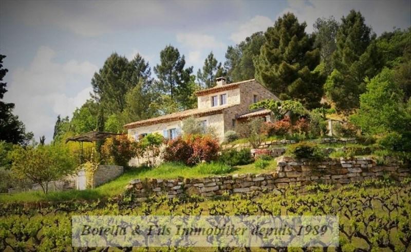 Deluxe sale house / villa Goudargues 649000€ - Picture 2