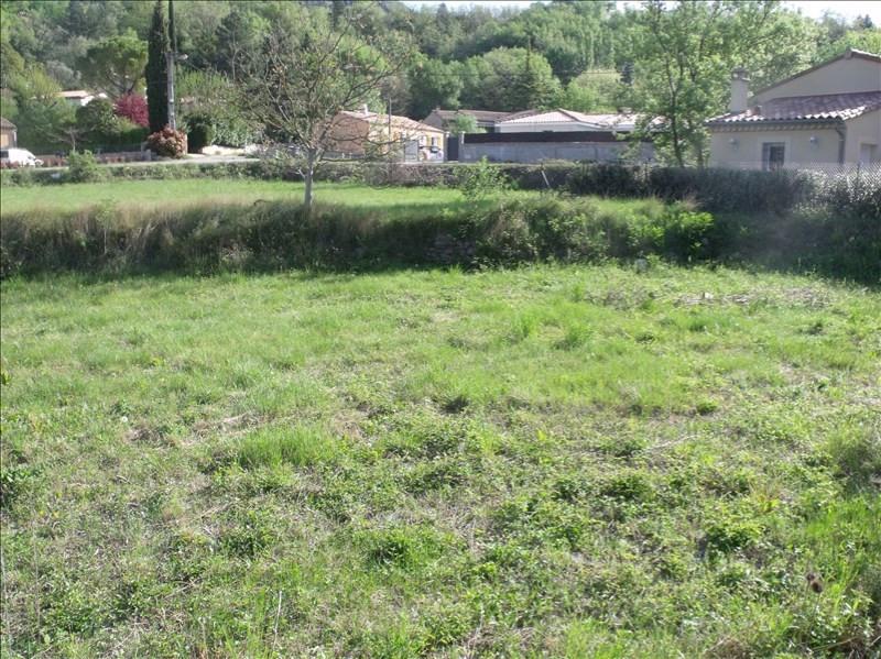 Vente terrain Soubes 65000€ - Photo 3