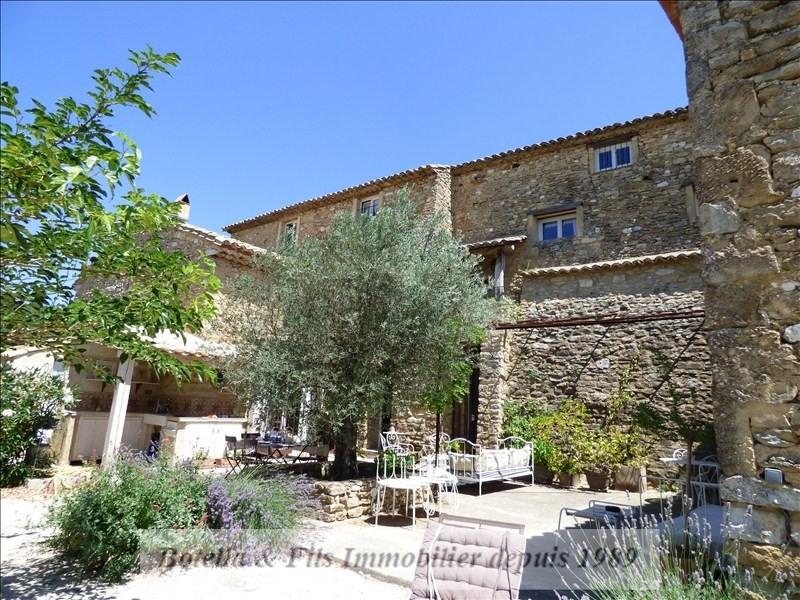 Immobile residenziali di prestigio casa Uzes 790000€ - Fotografia 18