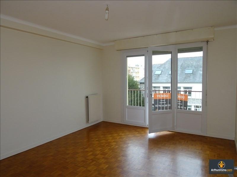 Rental apartment St brieuc 501€ CC - Picture 1