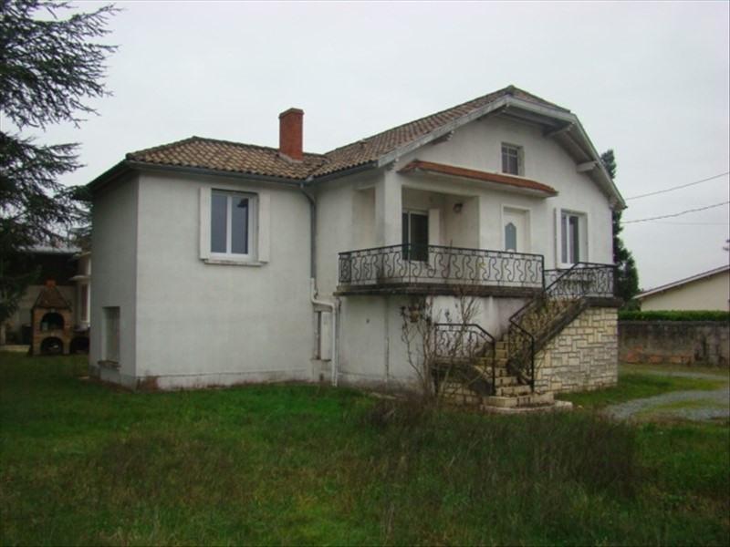 Vente maison / villa Mussidan 96000€ - Photo 1