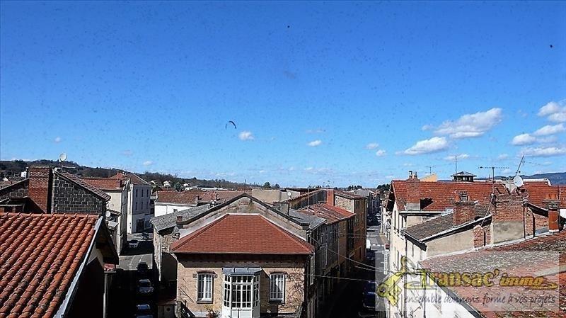 Produit d'investissement maison / villa Courpiere 98000€ - Photo 6