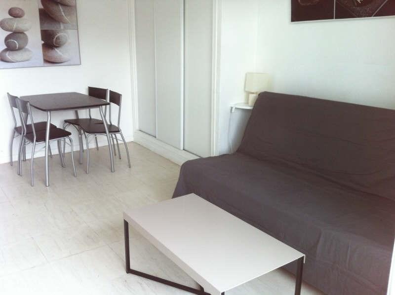 Location appartement Juan les pins 580€ CC - Photo 1