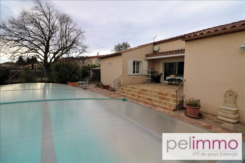 Vente maison / villa Paradou 455000€ - Photo 3