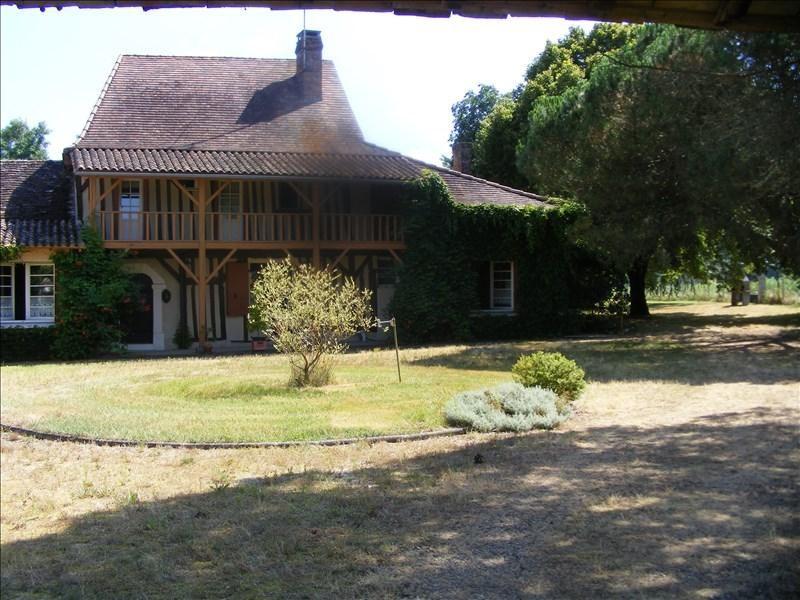 Sale house / villa St martial d artenset 213000€ - Picture 1