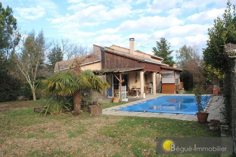 Vente maison / villa Pibrac 498000€ - Photo 2