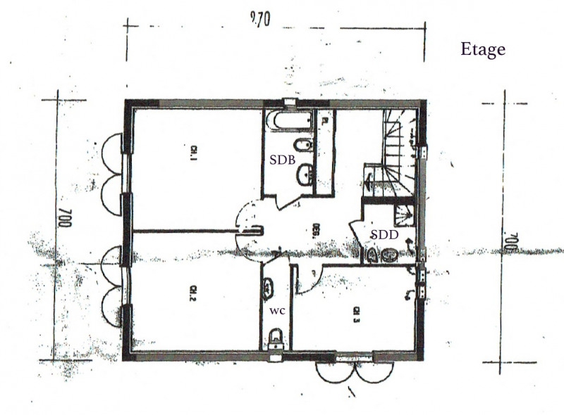 Vente maison / villa Canton de fayence 575000€ - Photo 28