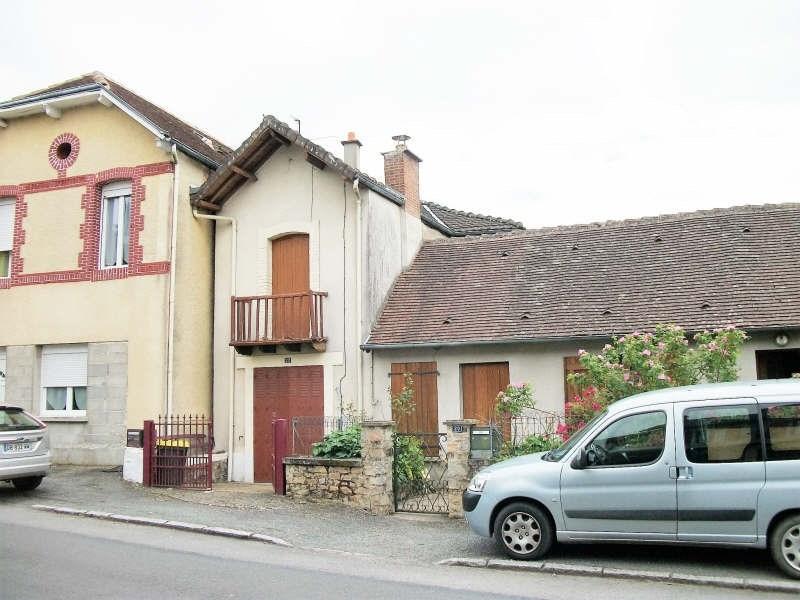 Sale house / villa La meyze 39000€ - Picture 1