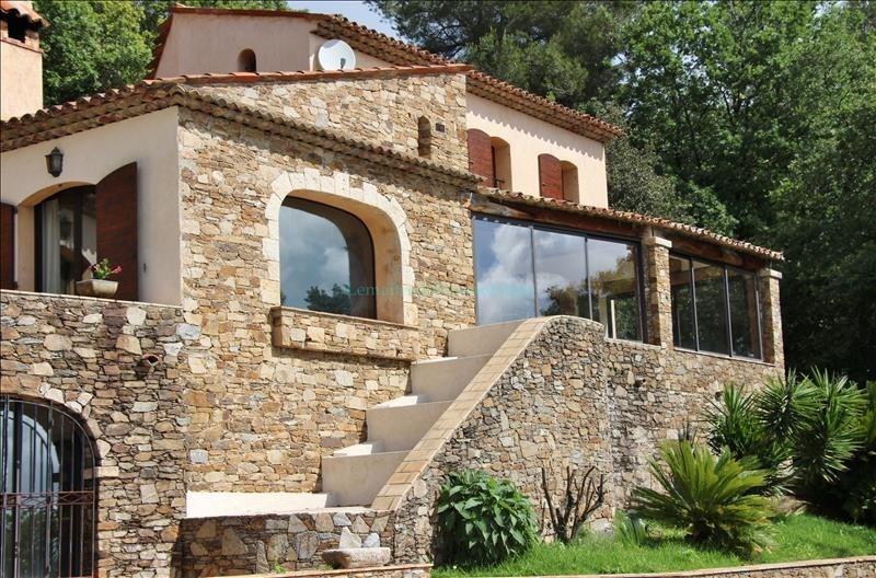 Vente de prestige maison / villa Le tignet 892000€ - Photo 3