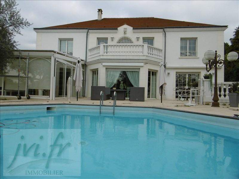 Vente de prestige maison / villa Deuil la barre 1500000€ - Photo 1