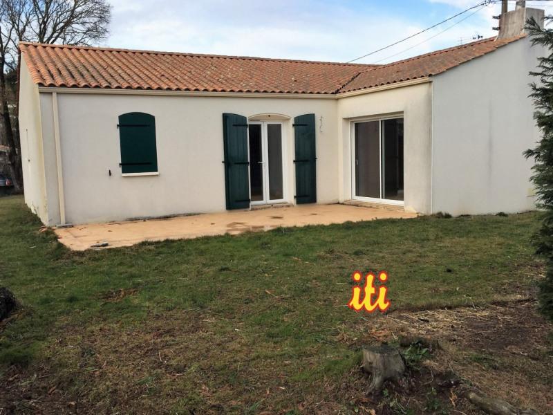 Vente maison / villa Chateau d olonne 273200€ - Photo 1